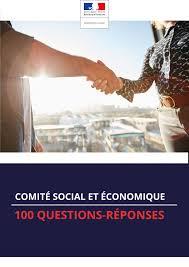 Le Ministere Du Travail Repond A 100 Questions Sur Le Cse